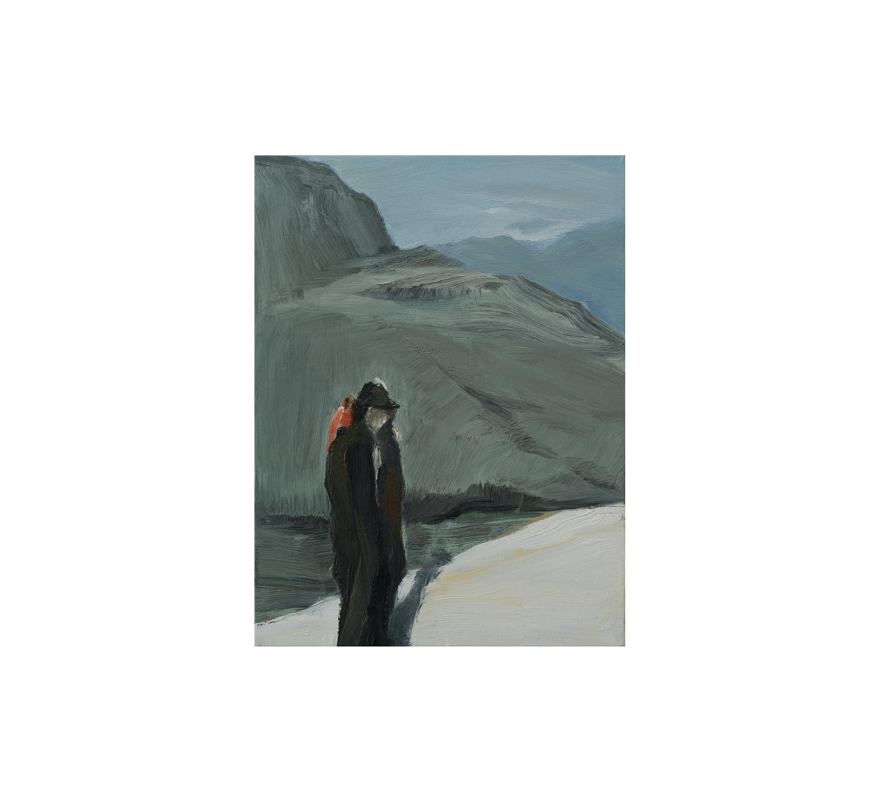Pilgrim 2012 40x30cm
