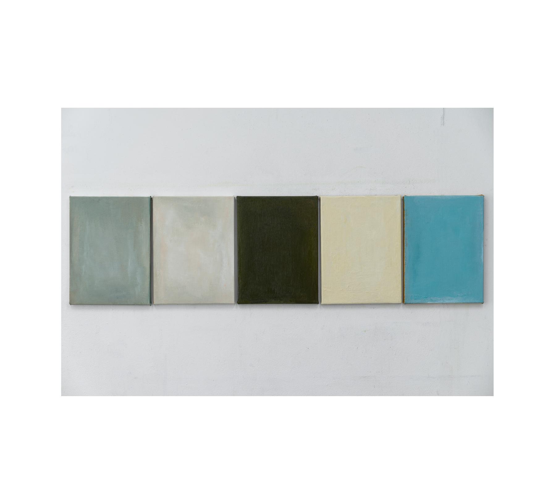 Untitled 2020 50x150cm