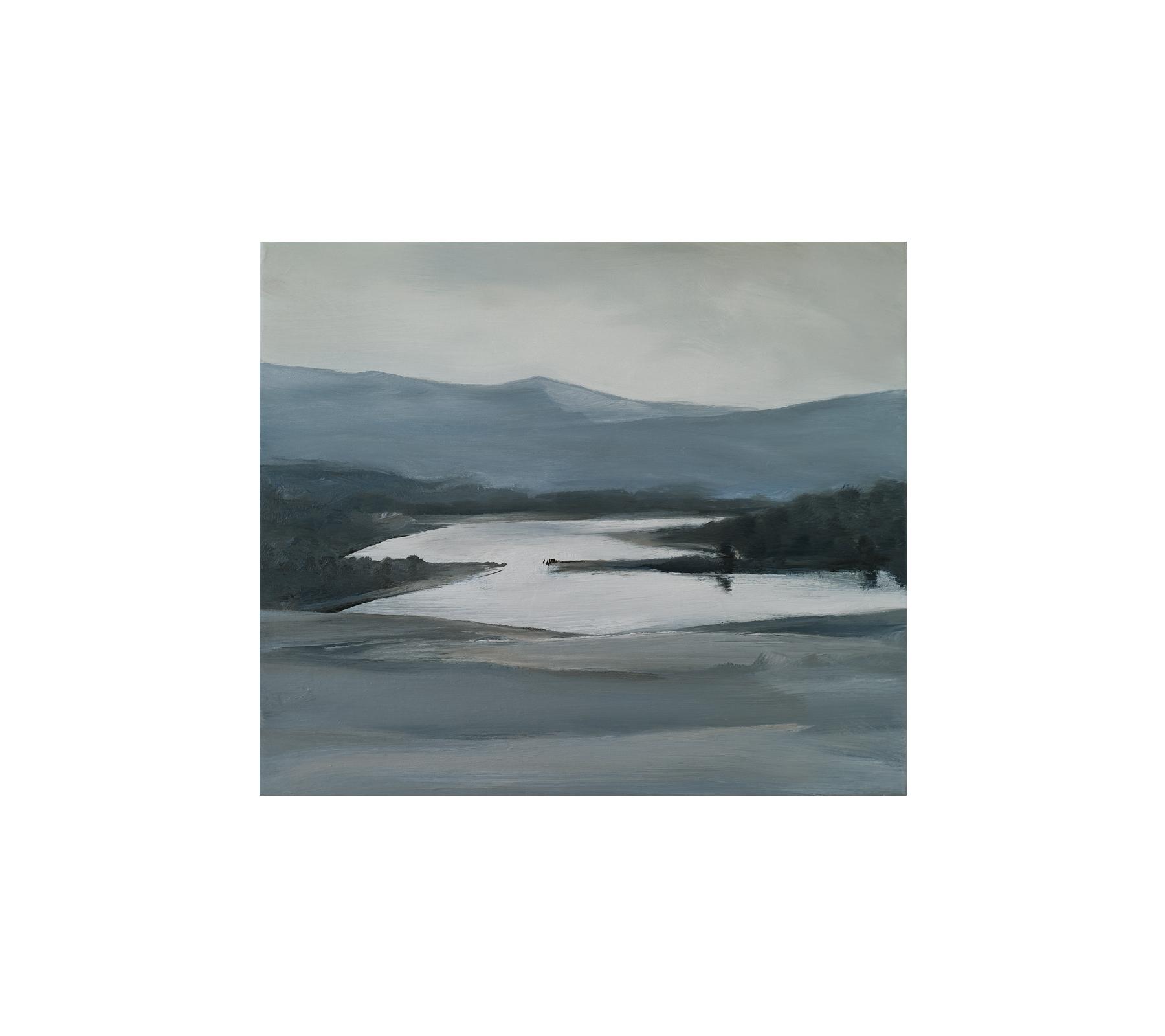 Lake 2010 60x70cm