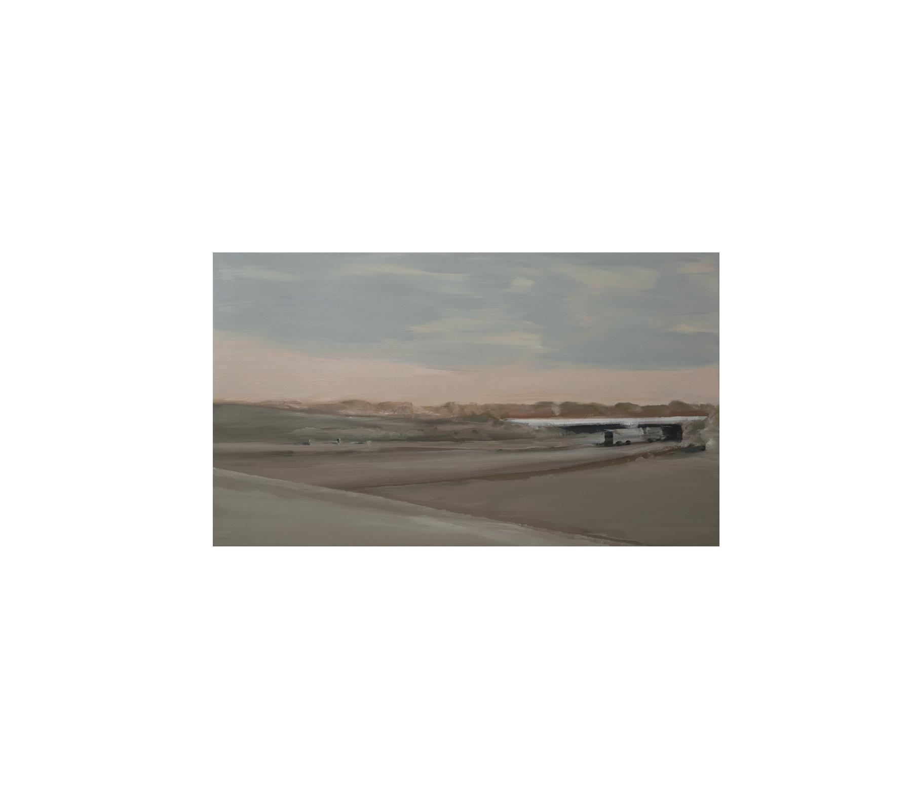 Evening Drive 2015 70x110cm