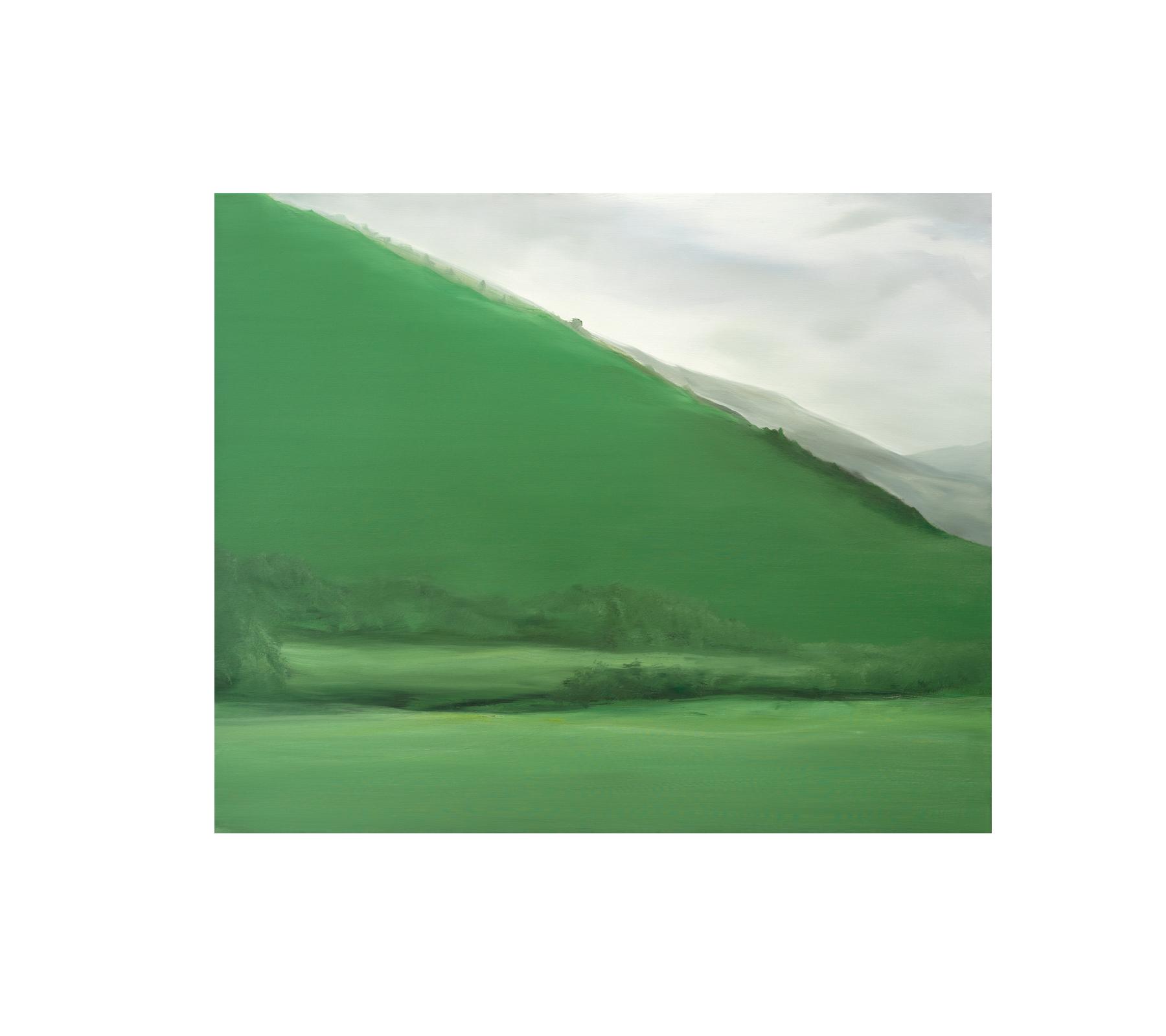 Valley 2017 140x170cm