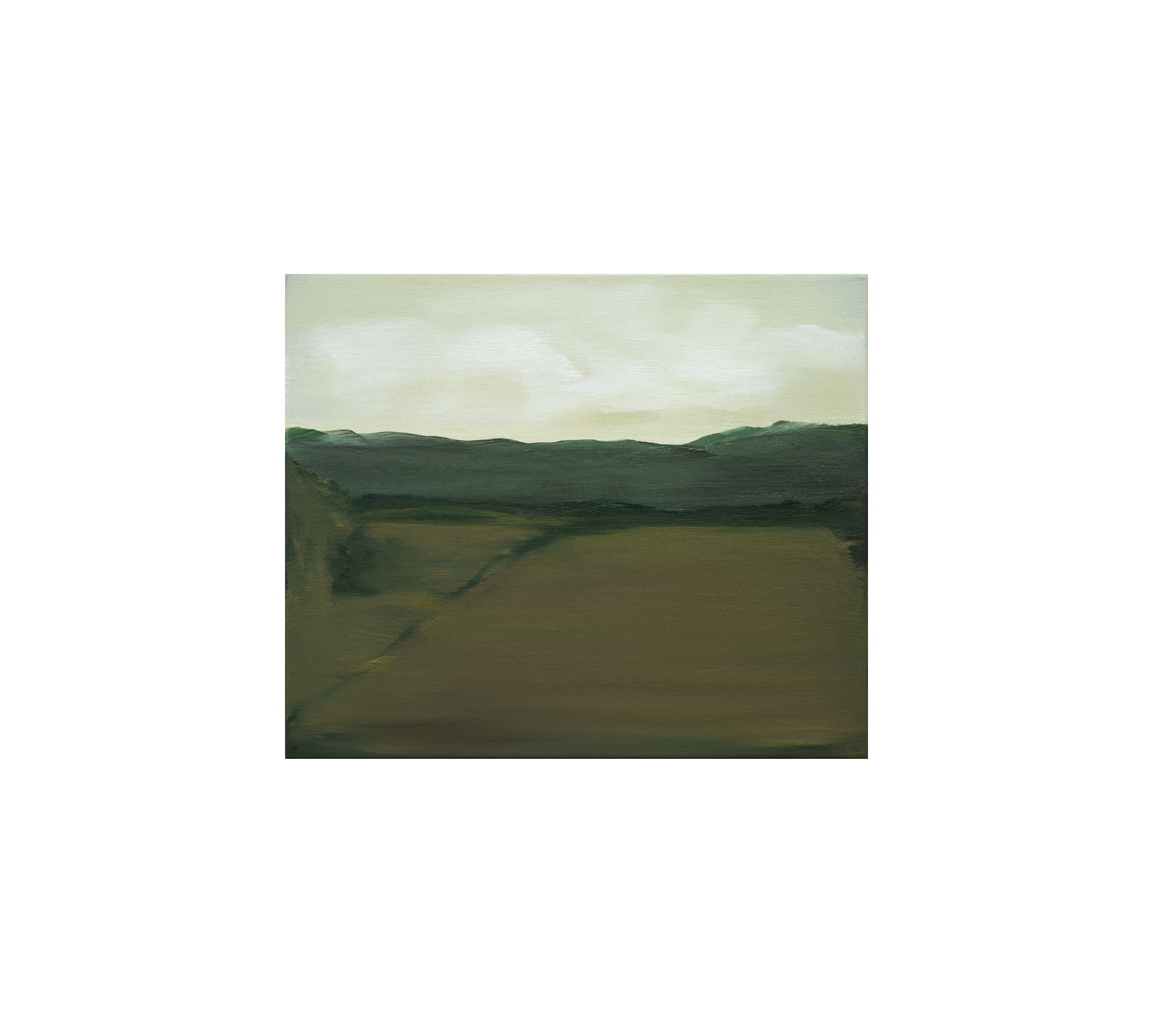 Landscape 2019 50x60cm