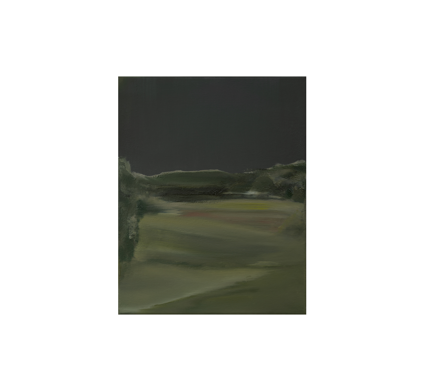 Untitled landscape 2020 50x40cm