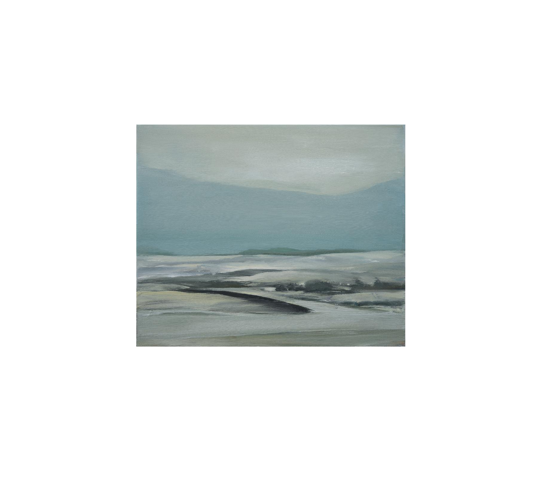 Untitled (Big) Landscape 2019 50x60cm