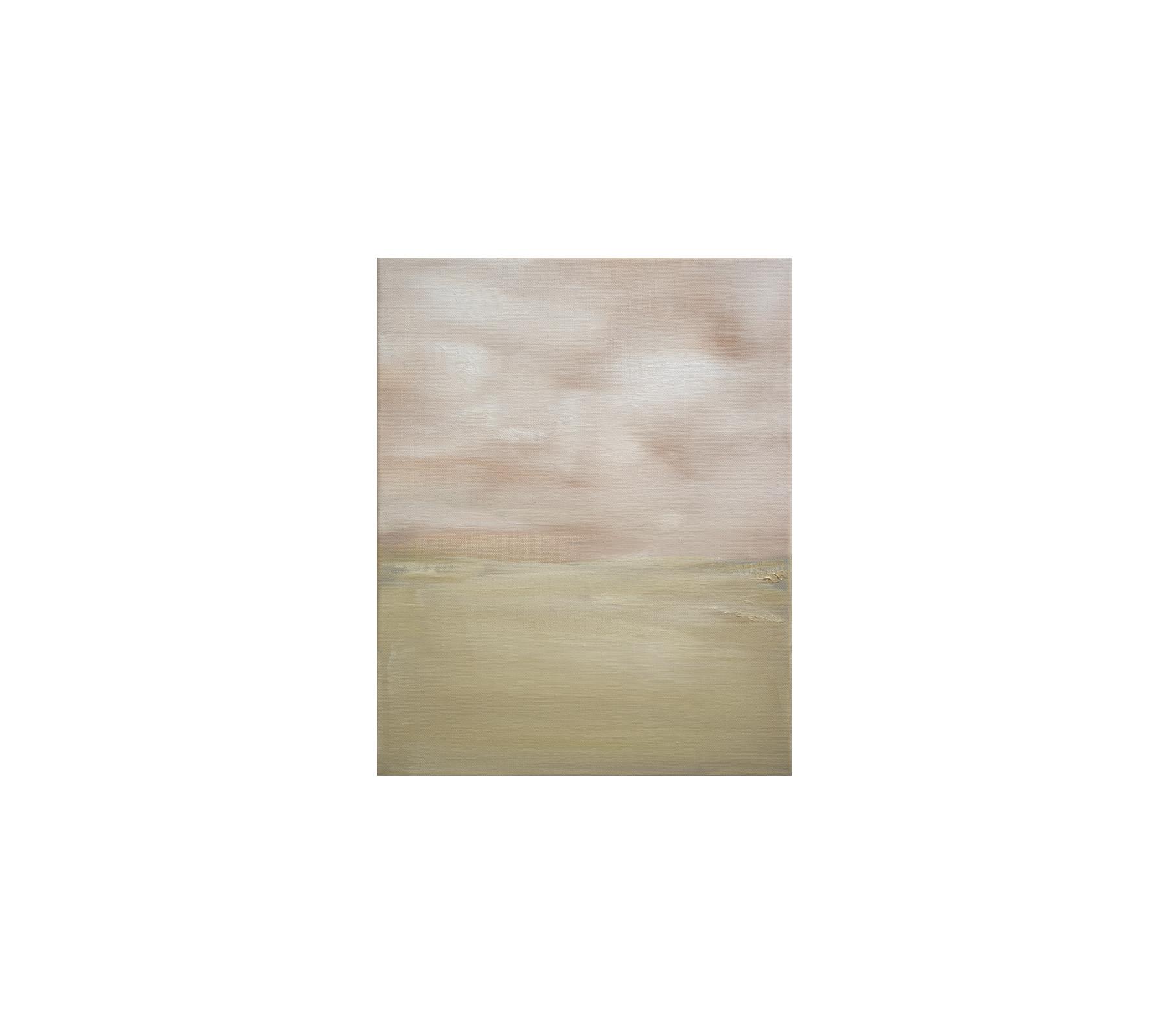 Untitled Landscape 2019 50x40cm