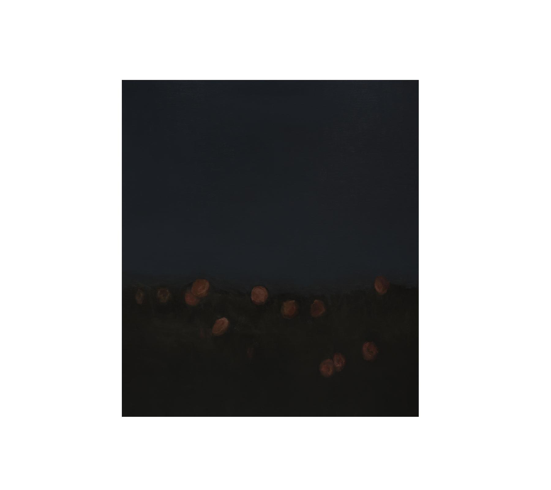Nightroses 2019 170x150cm