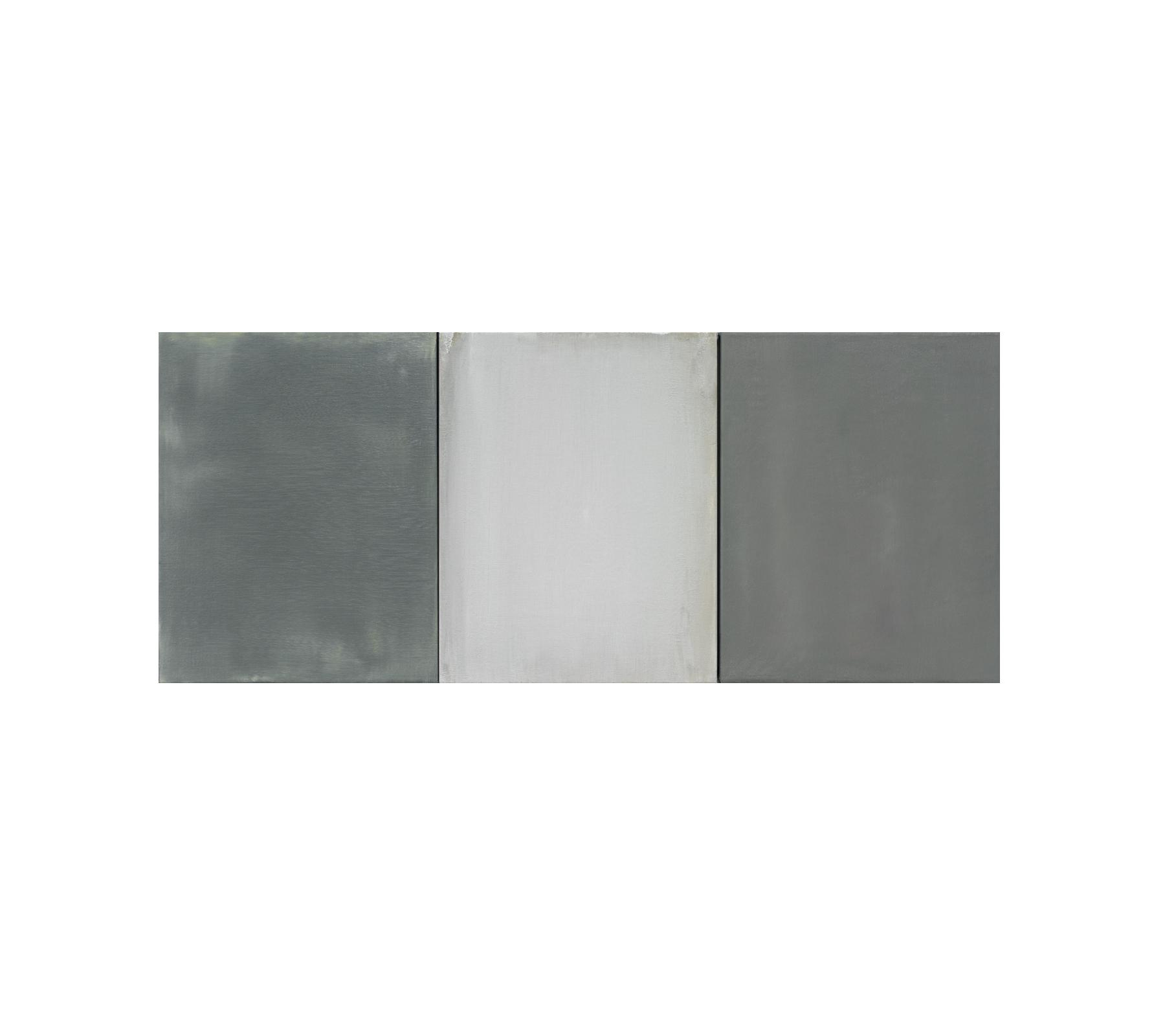 Untitled triptych 2020 50x120cm