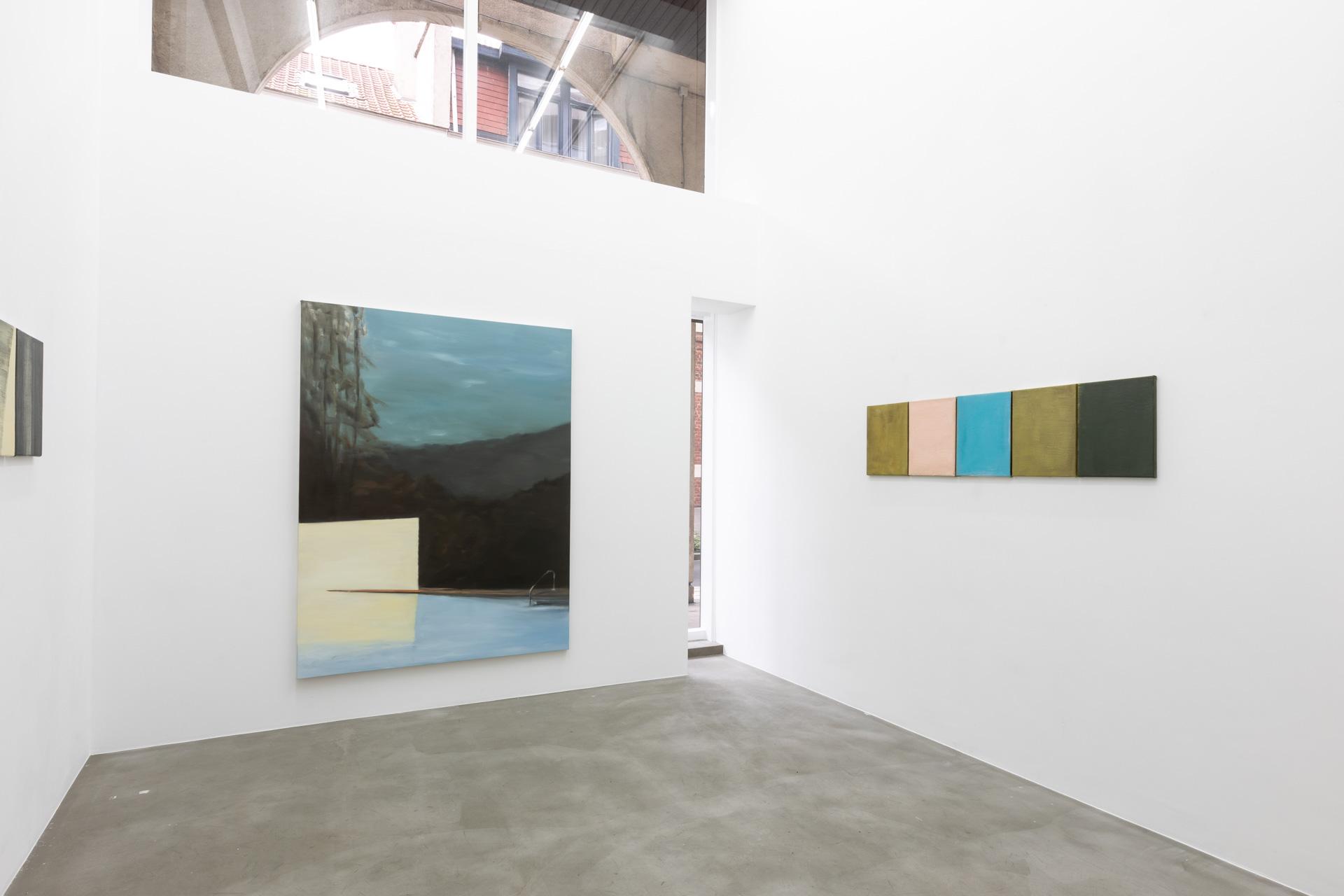 Galerie Zwart Huis Brussels 2021