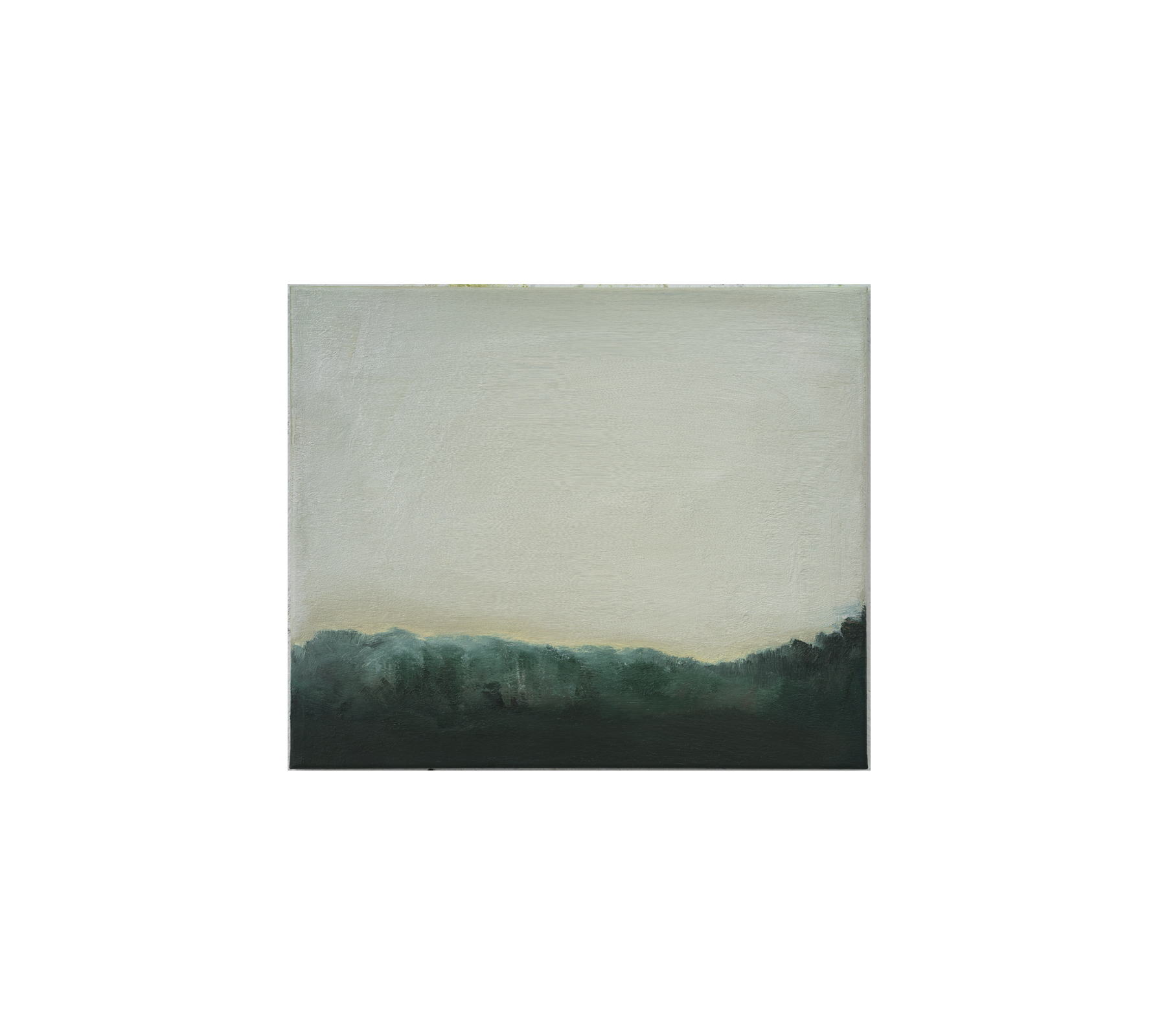 Untitled landscape 2021 45x55cm