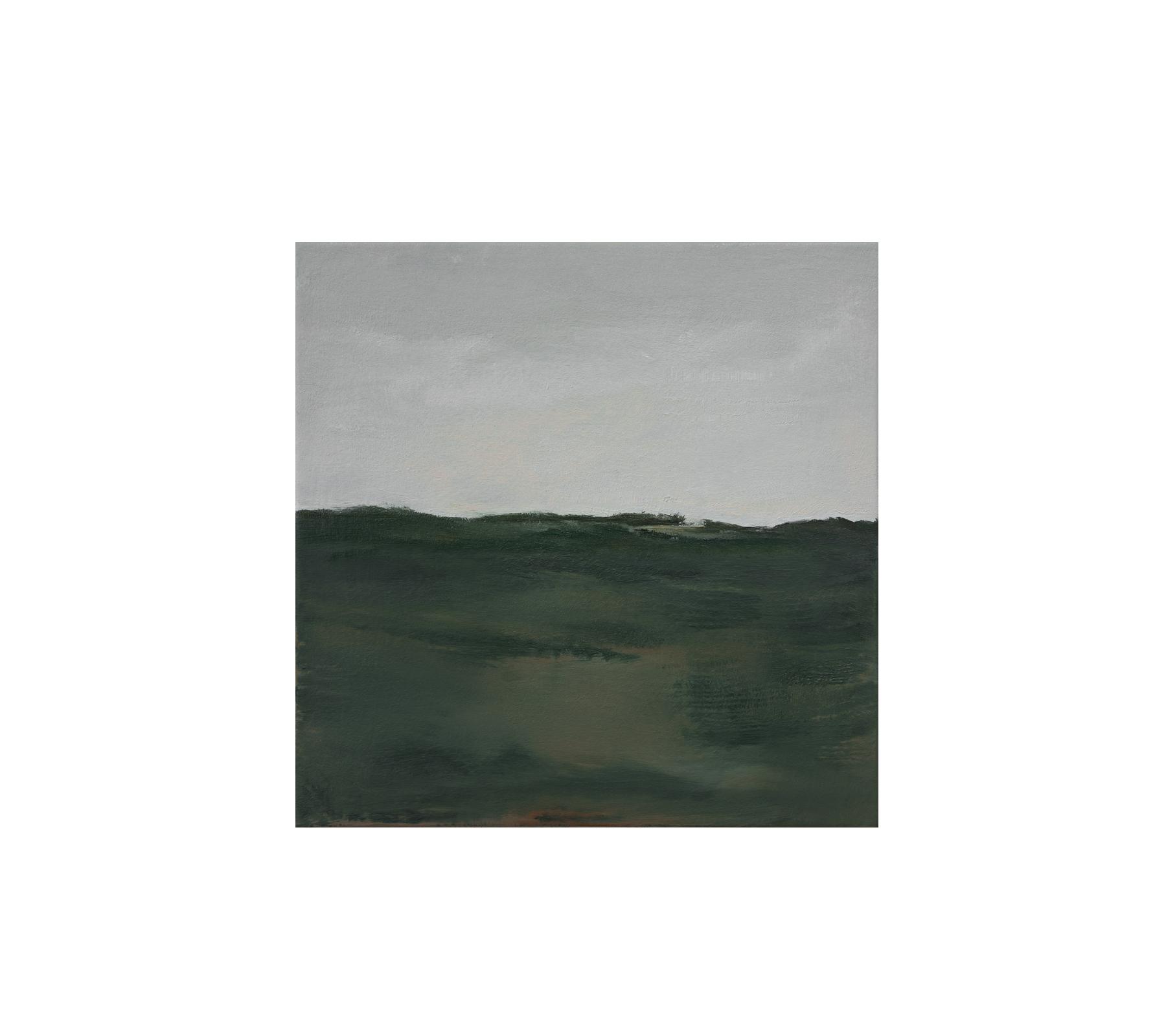 Untitled landscape 2021 50x50cm